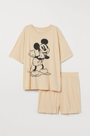 H&M Pigiama in jersey di cotone