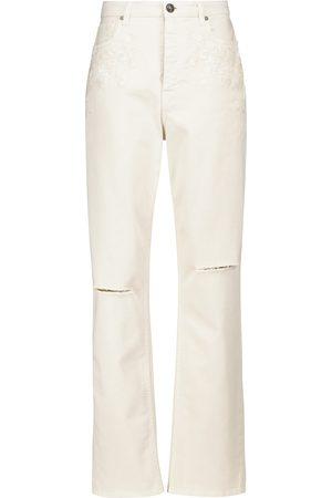 Etro Jeans regular a vita alta