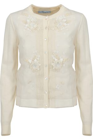 BLUMARINE Donna T-shirt a maniche lunghe - Abbigliamento