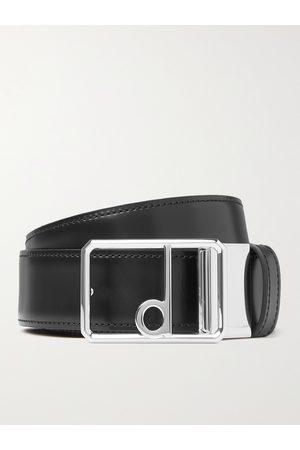 Dunhill 3.5cm Leather Belt