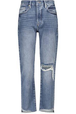 Frame Jeans slim Le Original a vita alta