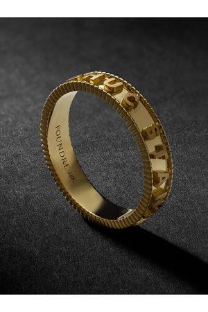 Foundrae Uomo Anelli - 18-Karat Ring