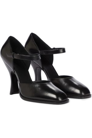 The Row Pumps Mary Jane in pelle