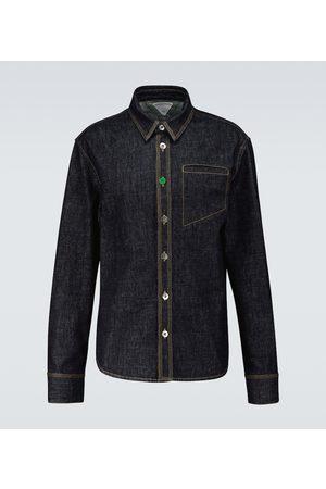 Bottega Veneta Camicia a maniche lunghe in jeans