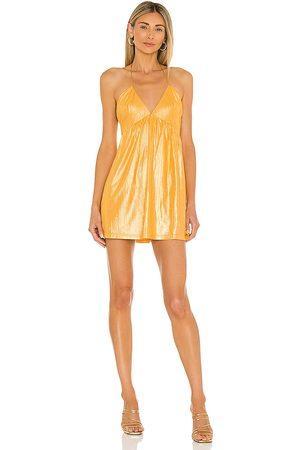 superdown Margo Halter Shift Dress in - . Size L (also in XXS, XS, S, M, XL).