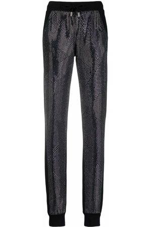 Philipp Plein Donna Pantaloni sportivi - Pantaloni sportivi slim