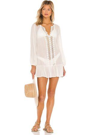 Eberjey Summer Of Love Elba Dress in - White. Size M (also in S).