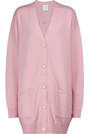 Givenchy Cardigan in lana e cashmere