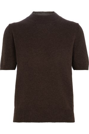 The Row Pullover Carbo in cashmere
