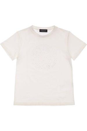 VERSACE Bambina T-shirt - T-shirt Medusa In Jersey