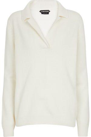 Tom Ford Pullover in lana e cashmere