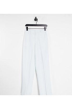 COLLUSION Uomo Abiti eleganti - Unisex - Pantaloni dritti a vita bassa ghiaccio