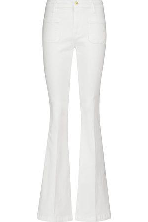 Frame Donna Jeans a vita alta - Jeans flared Le Bardot a vita alta