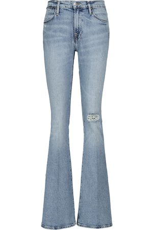 FRAME Jeans distressed Le High Flare