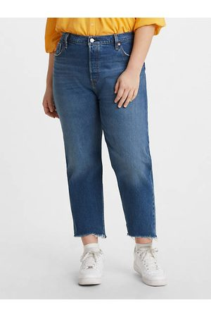 Levi's 501® Crop Jeans Indigo / Charleston