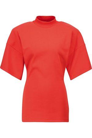 The Attico T-shirt in jersey di cotone