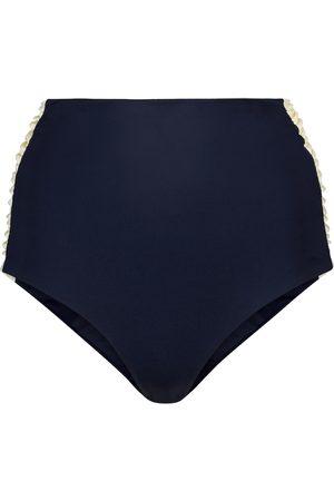 JOHANNA ORTIZ Slip bikini Kakadu a vita alta