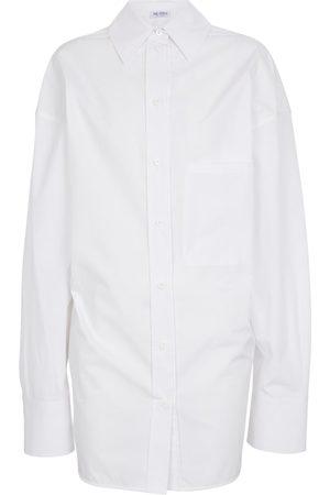 The Attico Camicia oversize in cotone