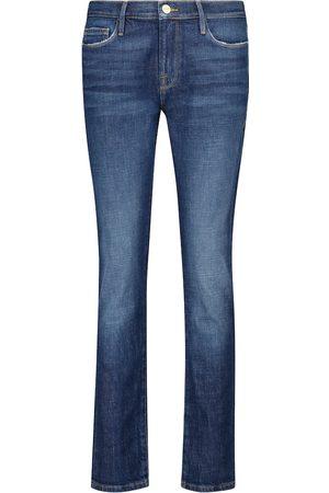 Frame Jeans slim cropped Le Garçon