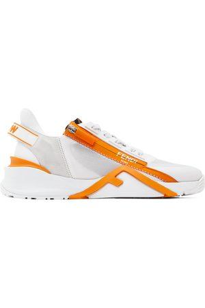 Fendi Donna Sneakers - White ' Flow' Sneakers