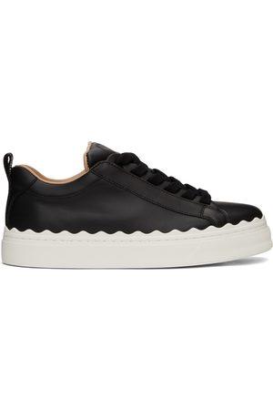 Chloé Donna Sneakers - Black Lauren Sneakers