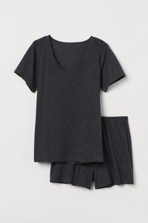 H&M Pigiama T-shirt e shorts