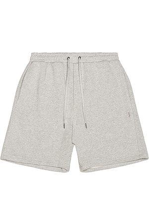 Ksubi Logi Short in - Grey. Size L (also in S, M, XL).