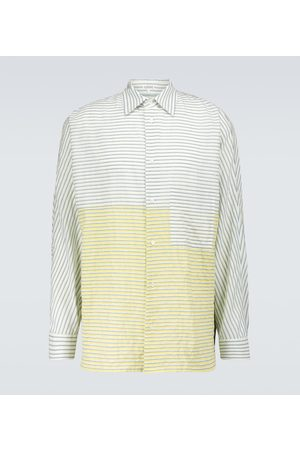 Loewe Camicia in cotone a righe