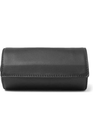 LORENZI MILANO Uomo Orologi - Leather Watch Case