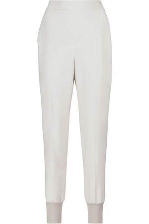 Stella McCartney Pantaloni sportivi Julia in cady stretch