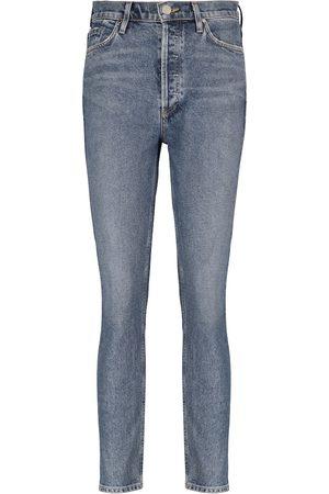 Goldsign Jeans slim The High Rise a vita alta