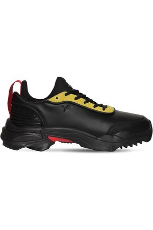 FERRARI STORE Sneakers Puma Nitefox Gt In Pelle