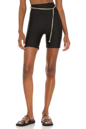 WeWoreWhat Chain Bike Short in - . Size L (also in XS, S, M).