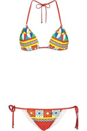 Dolce & Gabbana Bikini con stampa