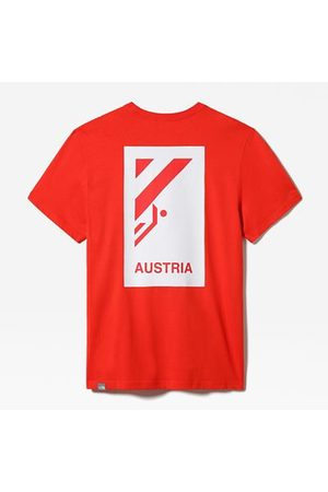 TheNorthFace The North Face International Collection Classic Climb T-shirt Uomo Fiery Red Taglia L Uomo