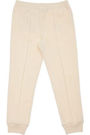Gucci Pantaloni In Felpa Di Cotone