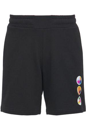 McQ Uomo Felpe - Pantaloni Breathe In Felpa Di Cotone