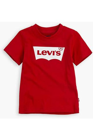 Levi's Kids Batwing Tee / Super Red