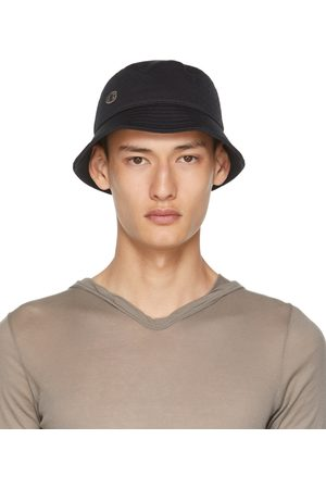 Rick Owens Black Champion Edition Mesh Gilligan Hat