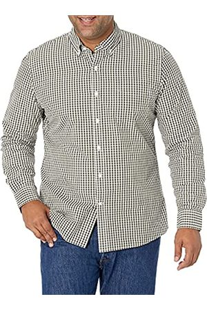 Goodthreads Slim-Fit Long-Sleeve Large-Scale Check Shirt Camicia, , Medium