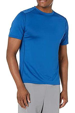 Amazon Tech Stretch Short-Sleeve T-Shirt Athletic-Shirts, True Blue, US L