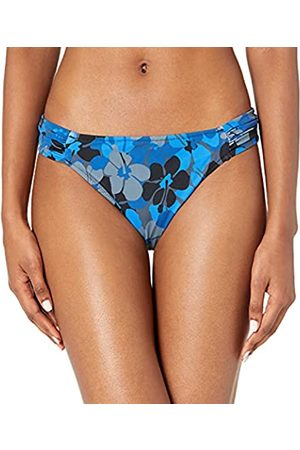 Amazon Side Tab Bikini Bottom Fashion-Swimsuit-Bottoms-Separates, , Floreale, US M -L