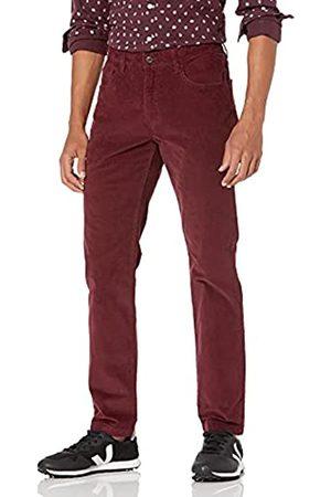 Goodthreads Uomo Portafogli e portamonete - Slim-Fit 5 Pocket Corduroy Pantaloni, , 28W x 29L