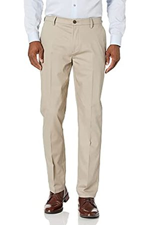 Goodthreads Uomo Chinos - Athletic-Fit Wrinkle Free Dress Chino Pants, Kimly Cage, 30W x 36L