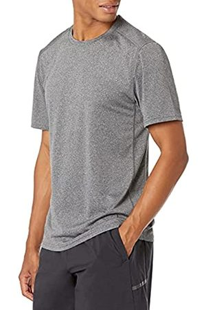 Amazon Uomo Polo - Tech Stretch Short-Sleeve T-Shirt Athletic-Shirts, Erica, , US XXL