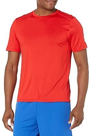 Amazon Tech Stretch Short-Sleeve T-Shirt Athletic-Shirts, Sandali Adventure Seeker, Punta Chiusa-T-Bambini, US L
