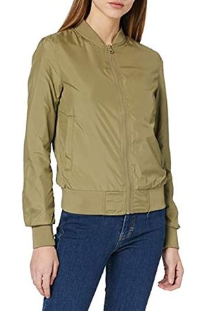 Urban classics Ladies Light Bomber Jacket Giacca, , XL Donna