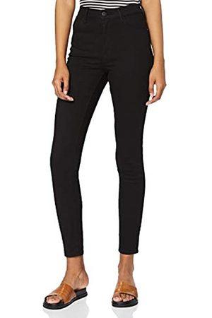 Wrangler High Rise Skinny, Jeans, Donna, Nero , W29/L32