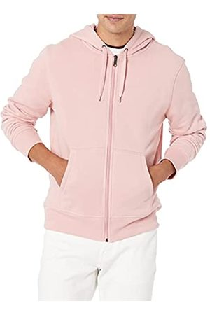 Amazon Full-Zip Hooded Fleece Sweatshirt Felpa, , X-Small