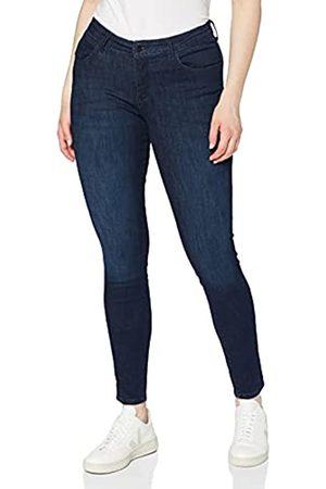 Wrangler Skinny Jeans, Donna, Blu , W30/L30